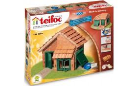 Дом с черепичной крышей Teifoc