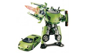 Робот-трансформер Roadbot Lamborghini Murcielago 1:18