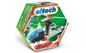 """Пластиковый конструктор """"Вертолет"""" Eitech"""