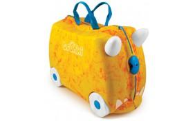 Детский дорожный чемоданчик TRUNKI ROX DINOSAUR