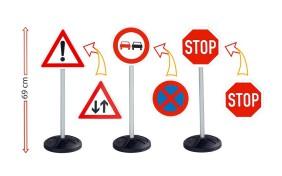 """Набор """"Дорожные знаки Traffic"""" BIG"""