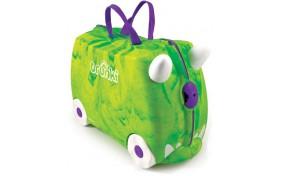 Детский дорожный чемоданчик TRUNKI REX DINOSAUR