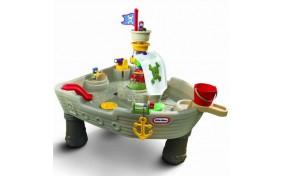 "Столик ""Пиратский корабль"" Little Tikes"