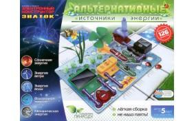 Конструктор Знаток - Альтернативные источники энергии