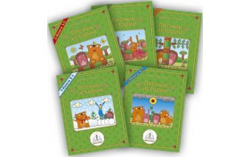 Набор книг для говорящей ручки ЗНАТОК ІІ - Лесные истории