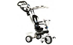 Велосипед Smart Trike Zoo 3в1 - черно-белая корова