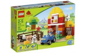 Моя первая Ферма Lego Duplo