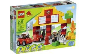 Моя первая Пожарная станция Lego Duplo