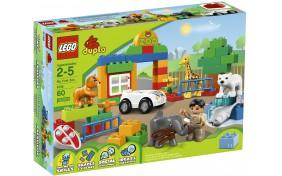 Мой первый Зоопарк Lego Duplo