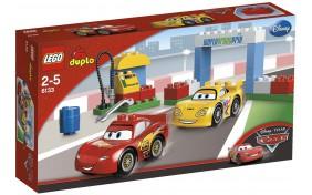 День гонок Lego Duplo Cars 2
