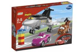 Сайддейли идет на помощь  Lego Duplo Cars