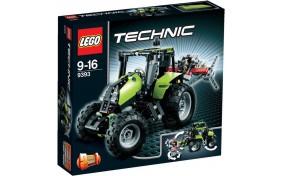Трактор Lego Technic