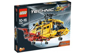Вертолет Lego Technic