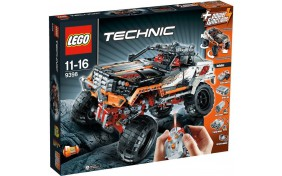 Краулер 4х4 Lego Technic