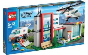 Спасательный вертолет Lego City