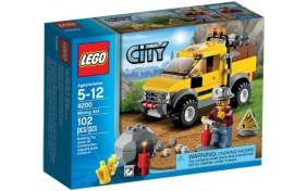 Горный внедорожник 4х4 Lego City