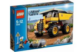 Карьерный самосвал Lego City