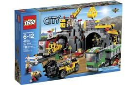 Шахта Lego City