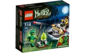 Болотный монстр Lego Monster Fighters
