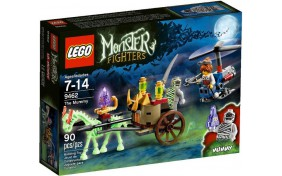 Мумия Lego Monster Fighters