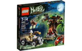 Оборотень Lego Monster Fighters