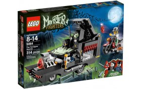 Катафалк вампира Lego Monster Fighters