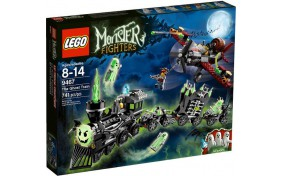 Поезд-призрак Lego Monster Fighters