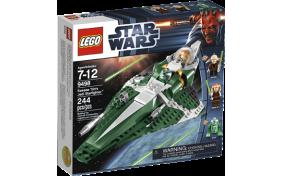 Звездный истребитель джедая Сеси Тиина Lego Star Wars