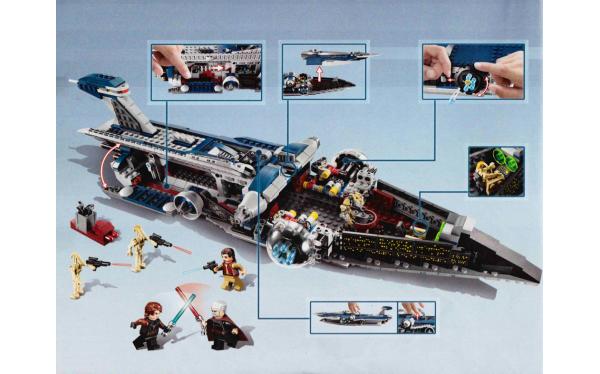 LEGO Звездные войны (Star Wars) - купить онлайн в