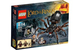 Нападение Шелобы Lego Lord of the Rings