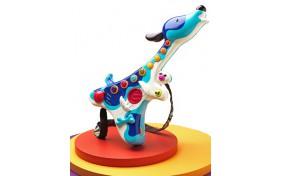 """Музыкальная игрушка """"Пёс-гитарист"""" Battat"""