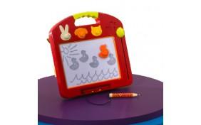 """Развивающая игрушка """"Магнитная доска для рисования"""" Battat"""