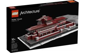 Роби хаус Lego Architecture