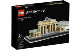 Бранденбургские ворота Lego Architecture