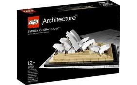 Сиднейский оперный театр Lego Architecture