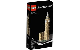 Биг Бен Lego Architecture