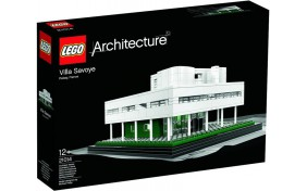 Вилла Савой Lego Architecture