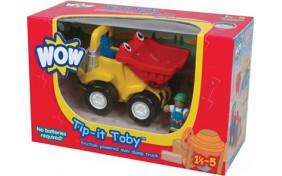 """Игровой набор WOW """"Тоби - трактор"""""""
