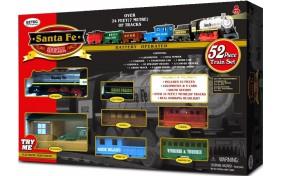 Поезд Санта-Фе специальный экспресс EZ-Tec