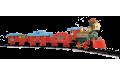 Поезд EZ-TEC Рождественский поезд