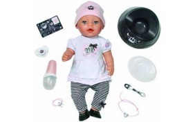 "Кукла Baby Born ""Модная малышка"" Zapf"