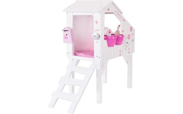 Как сделать дом для беби