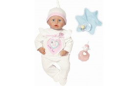"Интерактивная кукла Baby Annabell ""Малютка"" Zapf"