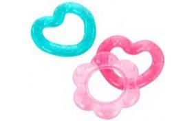 """Прорезыватель """"Цветные льдинки"""" - розовые KIDS II"""