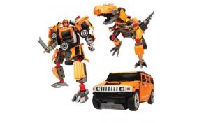 Робот-трансформер V-CREATE - Hummer HX - 1:32