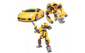Робот-трансформер V-CREATE - Lamborghini Murcielago - 1:32