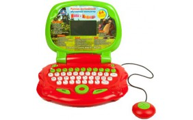 """Детский ноутбук """"Маша и Медведь"""""""