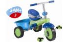 Велосипед Smart Trike Fresh NEW 3-в-1 зелено-синий