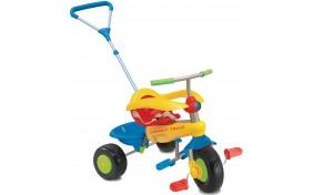Велосипед Smart Trike Cookie 3в1 желто-красно-синий