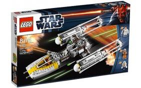 Y-подобный звездный истребитель Lego Star Wars